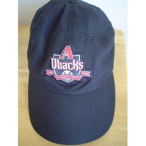 Gorra Diamondbacks 10 Aniversario 98-08 Unitalla Ajustable 07afe05d87e