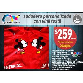 Sudaderas Personalizadas Serigrafia en Mercado Libre México e3d713318f15a