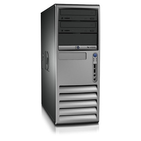 Computadora Hp Dual Core 1 Año De Garantía Local A La Calle