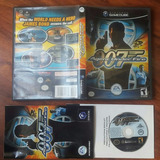 007 Agent Under Fire - Completo / Gamecube - Compatible Wii