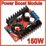 Conversor Dc-dc 150 W Fonte Ajustável Step Up