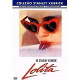 Dvd Coleção Stanley Kubrick - Lolita (1962)