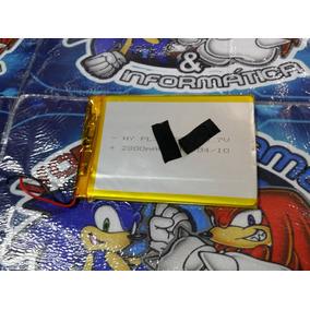 Para Tablet Bateria Varios Modelos 3.7v