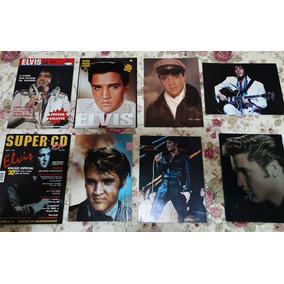 Coleção De Poster Do Elvis - Diversos Pôsteres
