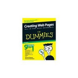 Libro Creating Web Pages For Dummies (inglés).