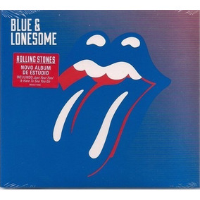 Cd Rolling Stones - Blue & Lonesome (2016) Lacrado