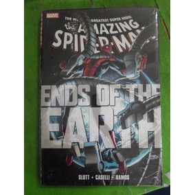 Hq The Amazing Spider-man - Ends Of Earth - Lacrada - Inglês