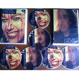 Dvd - A Ilha Das Bruxas - Ana Cecilia - 6 Dvd