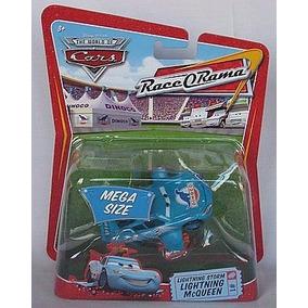 Disney Cars Orig.mattel Lightning Storm #1 Mega Size