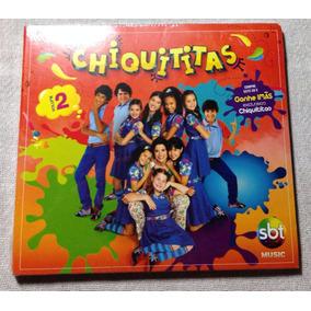 Cd, Chiquititas Vol. 2 Trilha Novela-frte Grátis