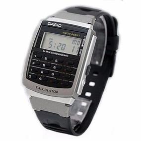 459270144cc Relogio Casio Game Calculadora Ca 86 - Relógios no Mercado Livre Brasil