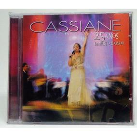 cd cassiane 25 anos playback