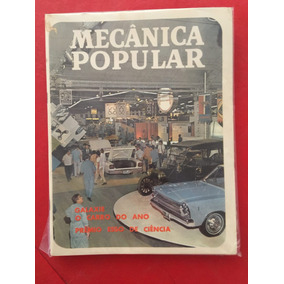 Revista Mecânica Popular Jan 1967 Galaxie Frete/gratis Rara!
