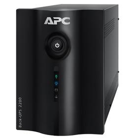 Nobreak Apc Back-ups 2200va Bivolt/115v Mania Virtual