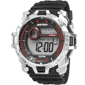 Relógio Mormaii Mo11270ab Mo11270ab/8r Preto Casio G-shock