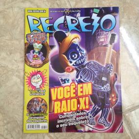 Revista Recreio 803 30/7/2015 Você Em Raio X Esqueleto