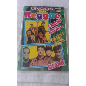 Revista Unidos Pelo Raggae 1 Skank Cidade Negra Cifras Music