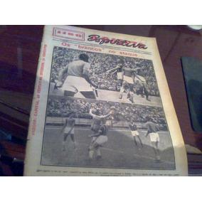 *sll* Revista Gazeta Esportiva N 1186 Seleção Brasileira1945