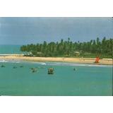 Pru-1725 - Postal Paracuru, C E - Vista Da Praia