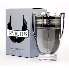 Perfumes Invictus - Paco Rabanne Caballero 100ml -- Original