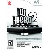 Videojuego Musica Dj Hero 2 Nintendo Wii Gamer