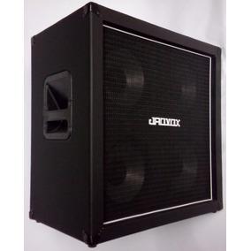 Gabinete 4x10 Completo 600w Rms Alumínio Jaovox