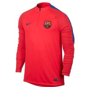 Nike Sudaderas Chamarras Sin Mangas Barcelona 2017 Original 4944ebbc05d