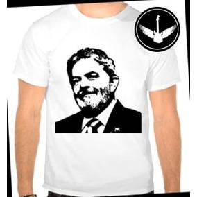 69929f6ede1e5 Camiseta Do Lula Presidente - Camisetas Manga Curta em Rio Grande do ...