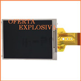 Repuesto De Pantalla Display Lcd Camara Sony Dsc W630 W530