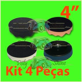 Kit Boina Espuma Para Polimento - Limpeza Automotiva no Mercado ... e8fd974f0d3