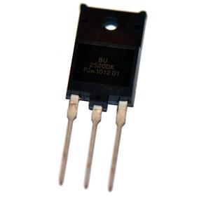 Bu2520dx Kit 5 Peças Transistor 1ª Linha Envio Imediato