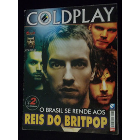 Poster Gigante Cold Play