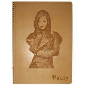 Cuadernos Personalizados Mdf Pelicula Descendientes Disney