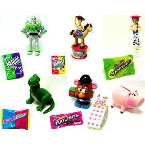 Vintage Set De 06 Juguetes Toy Story 2 Mc Donalds Vjr 9a0785af37a