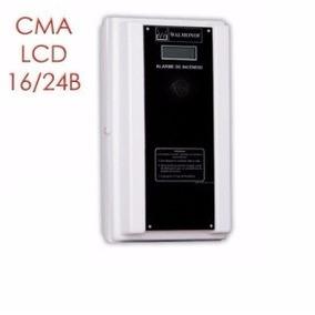 Central De Alarme 24 V 16 Laços C/ Baterias Inclusas