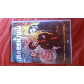 Dvd Green Day - Live In Woodstock, Original