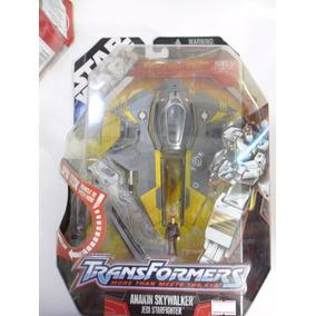 Star Wars Transformers - Anakin Skywalker Jedi Starfighter