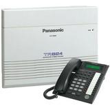 Central Panasonic Kx-tes824 Con Telefono Operador Kx T7730