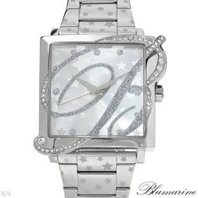 Reloj Blumarine Damas Con Estrellas, Acero Inoxidable 3 Sp0