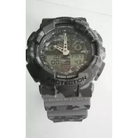 7aeedc82453 Manual Casio G Shock Camuflado - Joias e Relógios no Mercado Livre ...