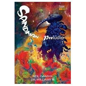 Sandman Prelúdio Volume 1(capa Dura)