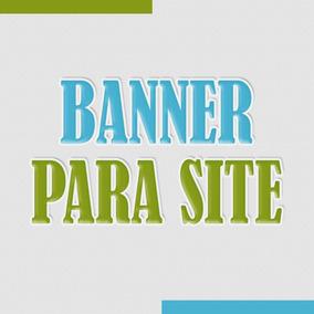 Banner Para Site Loja Virtual Facebook - 2 Unidades
