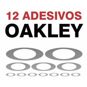 7e7c8268bae2a Adesivos Da Oakley - Acessórios para Veículos no Mercado Livre Brasil