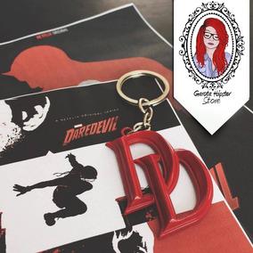 Chaveiro Demolidor Daredevil Marvel Netflix