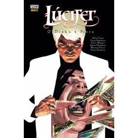 Hq Sandman Apresenta - Lúcifer - Cartas Na Mesa - Vertigo Dc