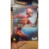 The Flash 1ª Temporada 5 Discos Dvd Lacrado