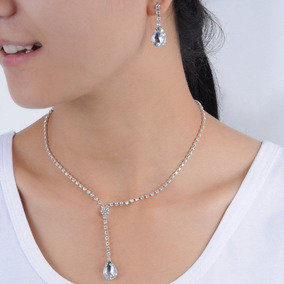 Colar Cisne Dourado Cristal Diamante Swarovski - Joias e Bijuterias ... 1076738d70