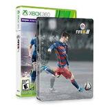 16 De La Fifa Y Steelbooktm (amazon Exclusivo) - Xbox 360