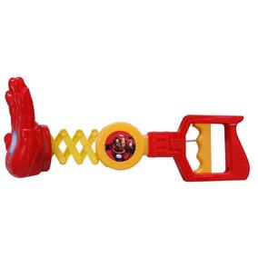 Braço Biônico Vai E Vem - Vingadores - Iron Man - Toyng