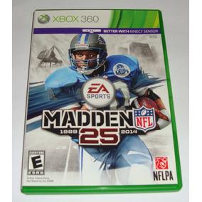 Madden 25 Original Completo Xbox 360 Cr $15